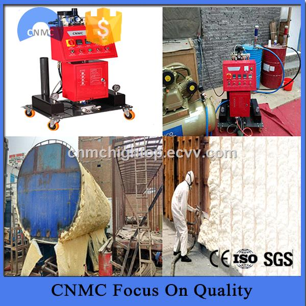 Best Price Small Polyurethane Spray Foam Insulation Machine