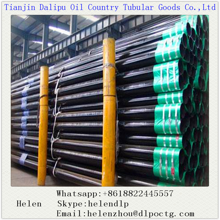seamless Smls Stainless Q235 steel pipe