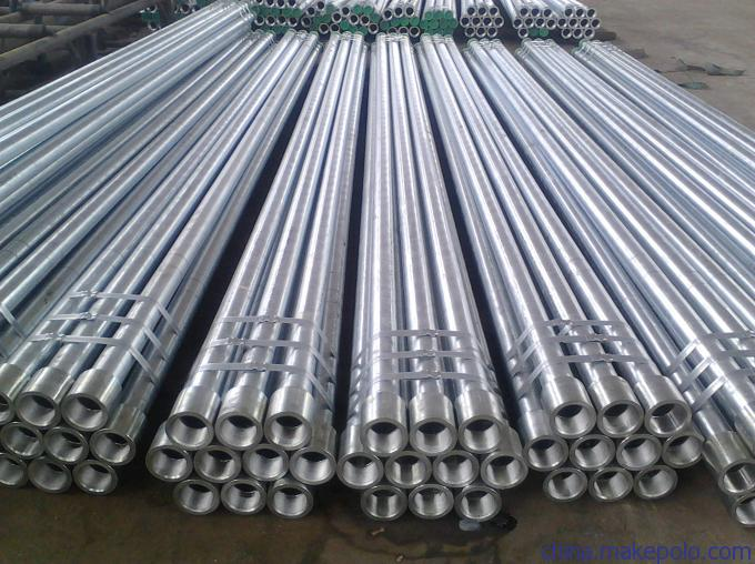 Hot dip galvanized steel pipe flexible 2 inch schedule 40 gi pipe prices