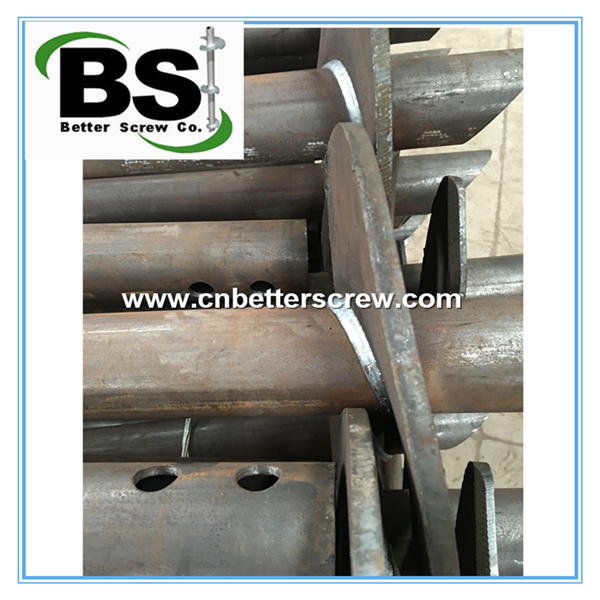 Hot Dip Galvanized Steel Helical Screw Anchor from China