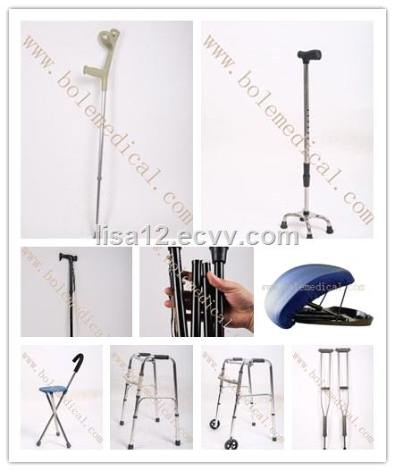 Foldable Canes Walking Stickes Camping Sticks Telescopic Waking Stick