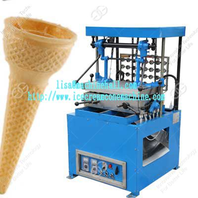 Ice Cream Cone Biscuit Machine for Sale