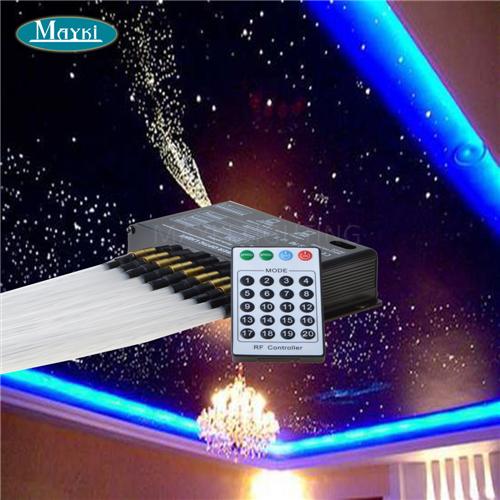 Fibre Optic Shooting Star Light Kit For Meteor Moon Fire