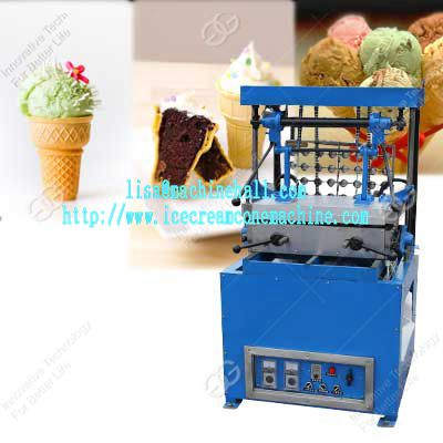 Wafer Cone Making Machine Price|Automatic Wafer Cone Maker Machine