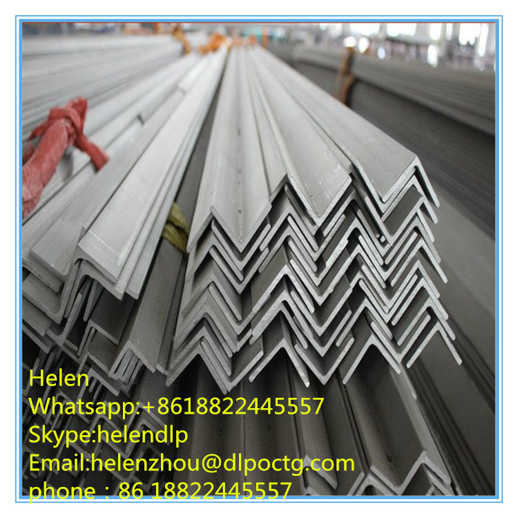 black hot rolled carbon mild astm a36 q235 ss400 steel angle China equal angel barangle steel iron angle