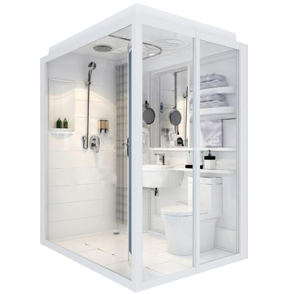 Free Modular Bathroom Design Modern, Modular Bathroom Designs