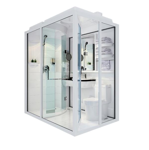 China Supplier Showay Modular Bathroom Units, Prefab Toilet Bathroom ...