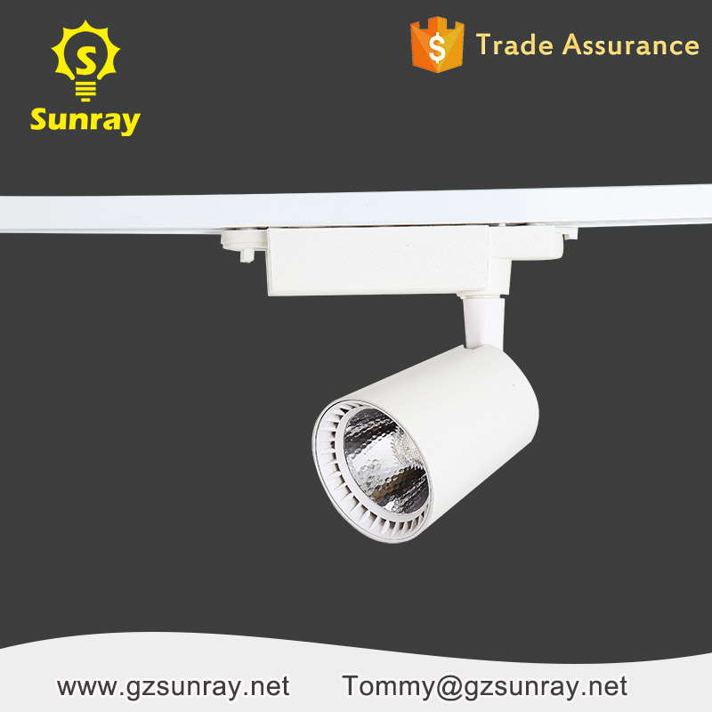 Dimmable Color Changing Global Race String Led Track Lighting Cob 20w 30w 40w 50w Light