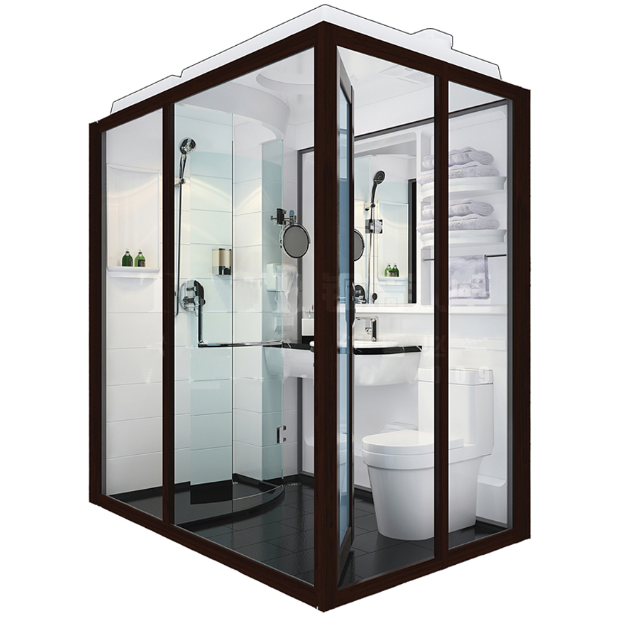 2018 New Hot Bathroom Pod Manufactures in China Shenzhen
