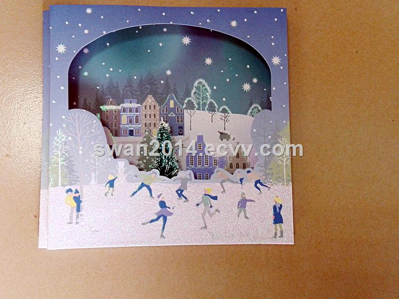 Christmas Cards, Greeting Cards, Card, Display Book Card, Color Card ...