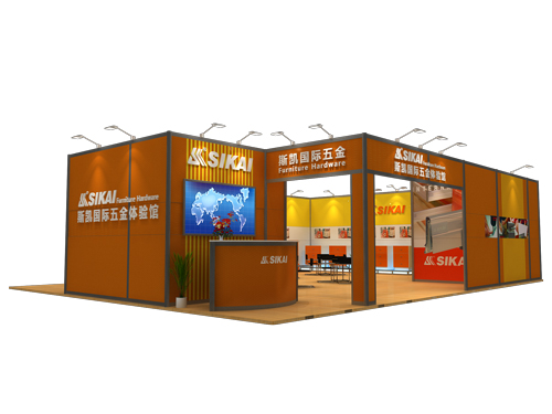 Exhibition Stand Builders Manufacturers : International column extrusion prism exhibition stand display show