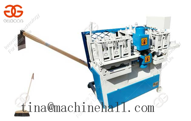 Wood BrushAxeHoe Handle Making Machine Cost