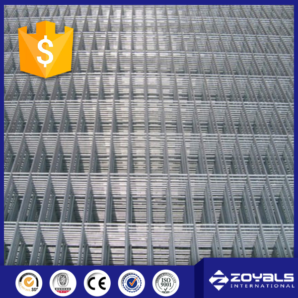 Galvanized Welded Wire Mesh Panel For Sale