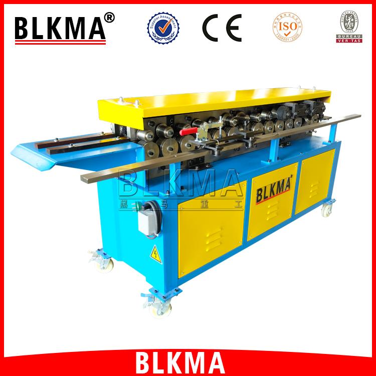 BLKMA Brand Ventilation Duct Metal Sheet Tdf Flange Forming Machine