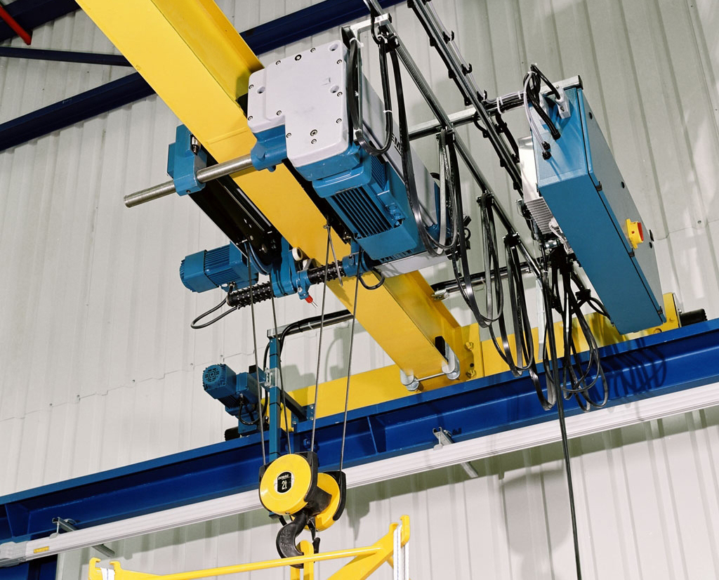 3 Ton euro electricl wire rope hoist with CE price