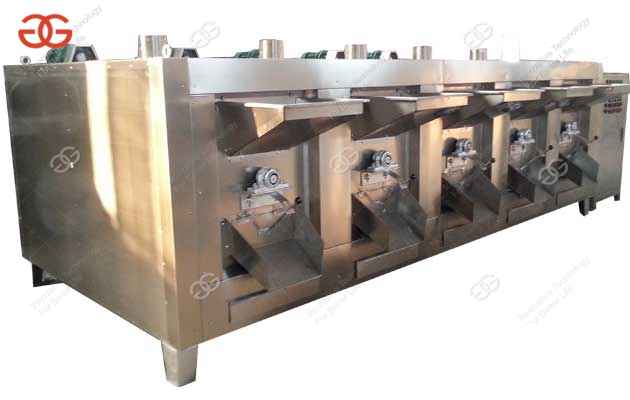 Multifunctional PeanutAlmondSesameNuts Roasting Machine Drum Type Low Price
