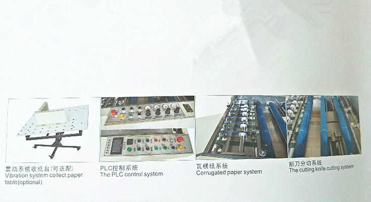 Semiauto thermal laminating machine Model YFMA series