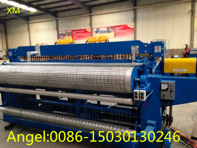 2016 Automatic Welded Wire Mesh Machine