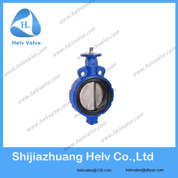 Butterfly valve DN 50500 carbon steel cast iron stainless steel water oil goods steam