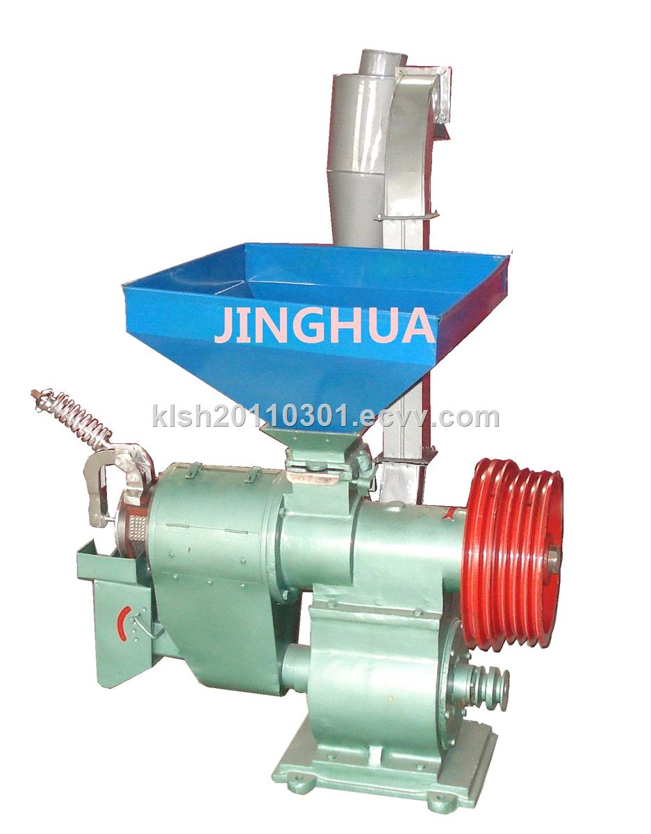NX Series of Rice Mill