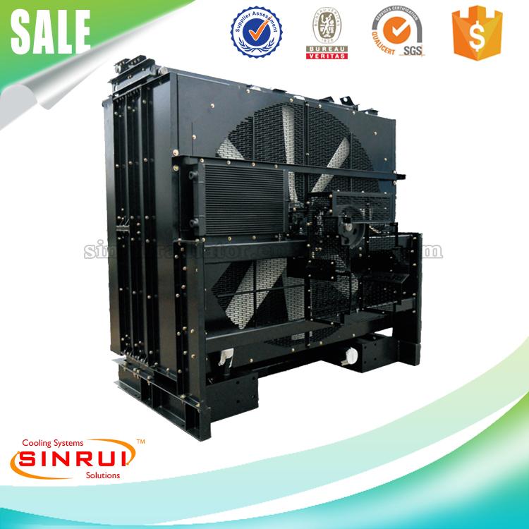 Diesel Generator Radiator for Cummins QSK50-G4/G7/G8