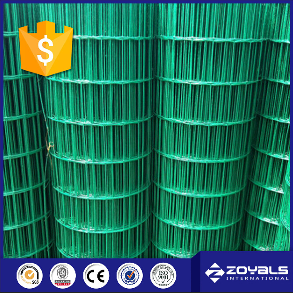 Steel PVC Coated Welded Wire Mesh Roll purchasing, souring agent ...