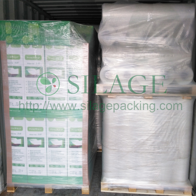 Silage Wrap Film, Bale Wrap Film, Roll Packing Film, Japan
