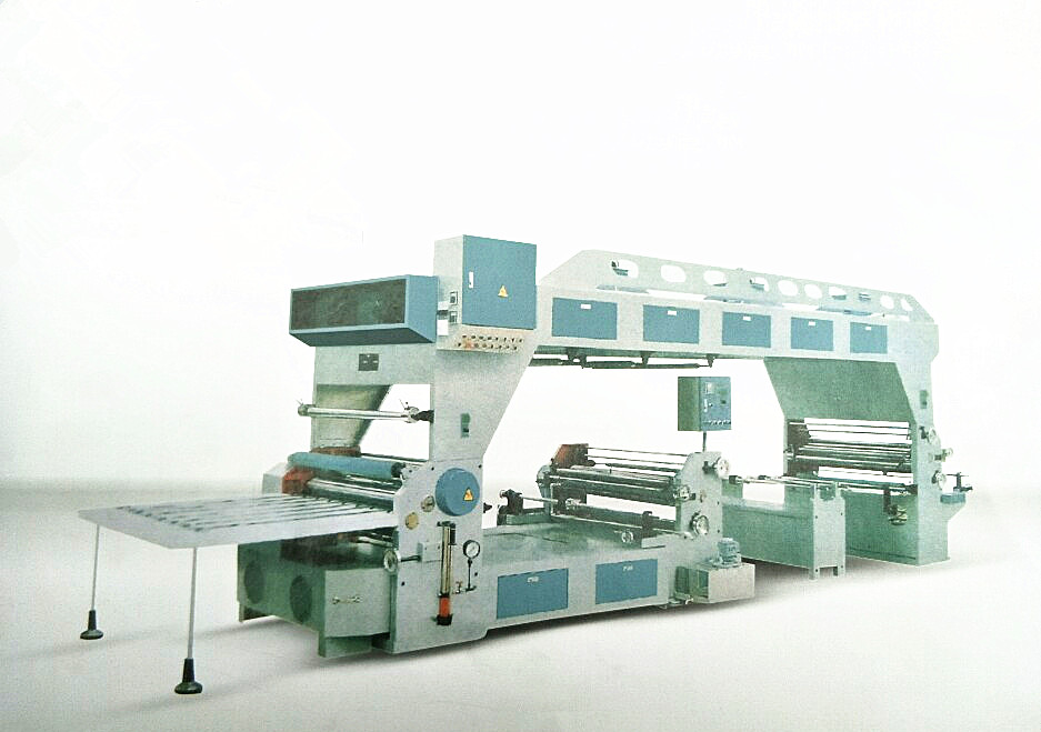 Double-Sided Lamination Machine Model DFMS-1100