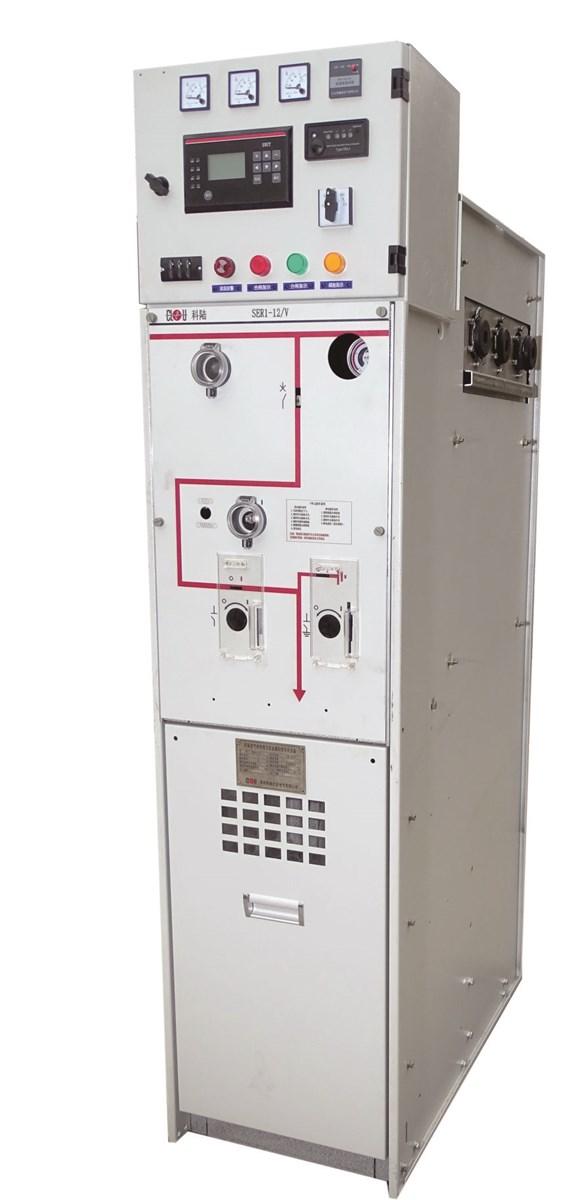 SER1-12 MV Eco-Friendly Gas-Insulated Switchgear (Ring Main Unit)