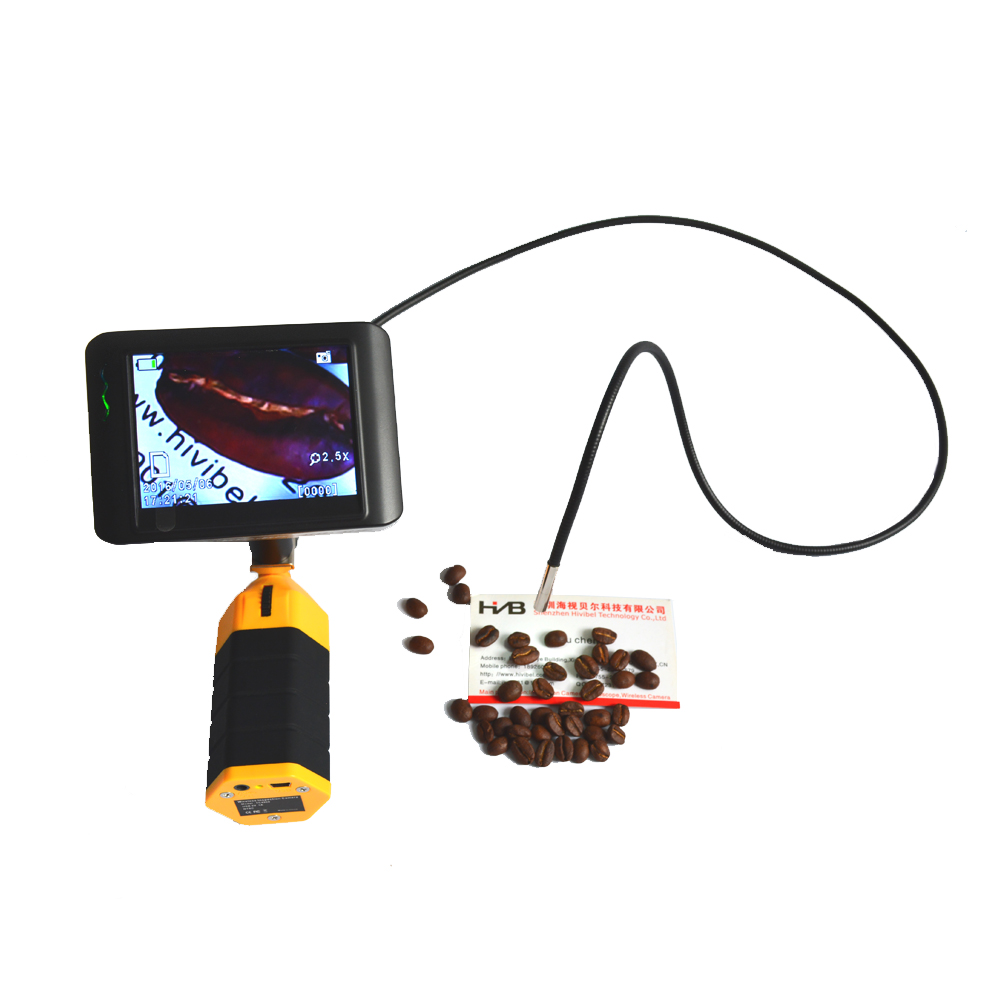 Wireless Snake Inspection Camera with 5.5mm Diameter