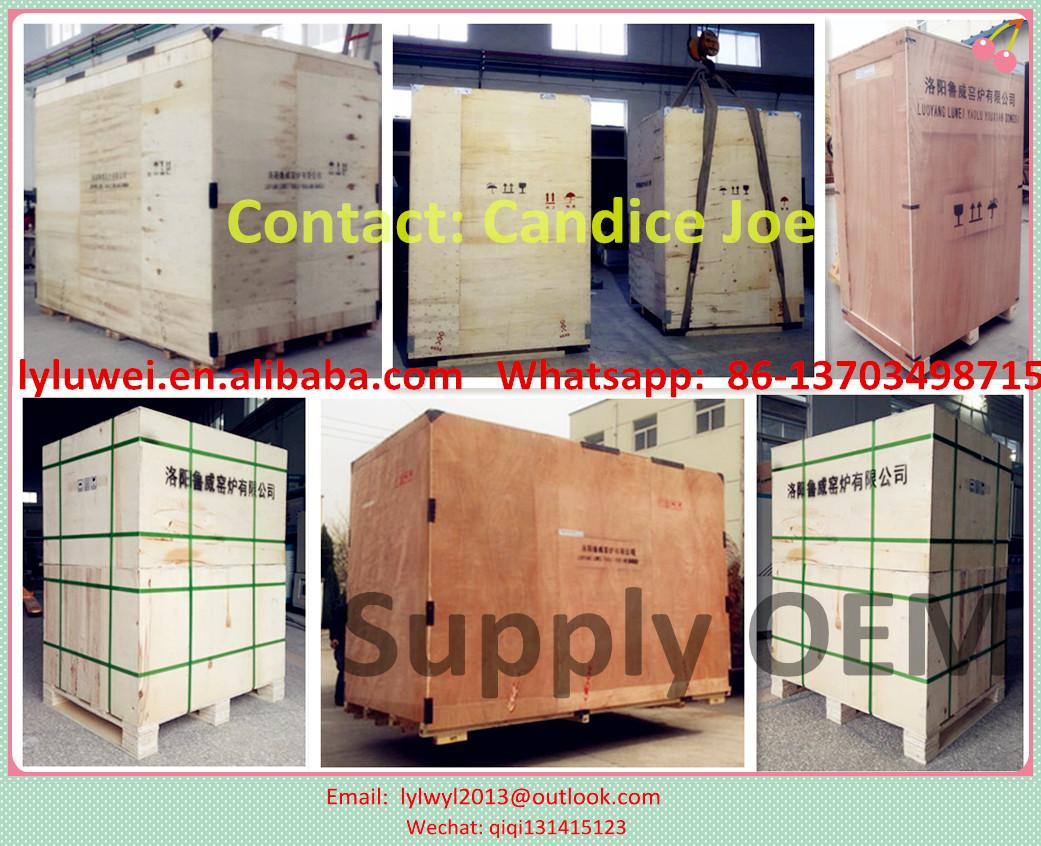 1200C Heating Treatment Ceramic Roller Kiln for ceramic tiles