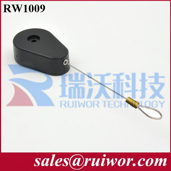Rw1008 Security Pull Box Retractable For Cables Cord