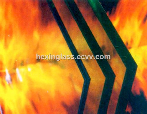 Sell the Fire-Rated Glass for Door, Glass Wall, Partition