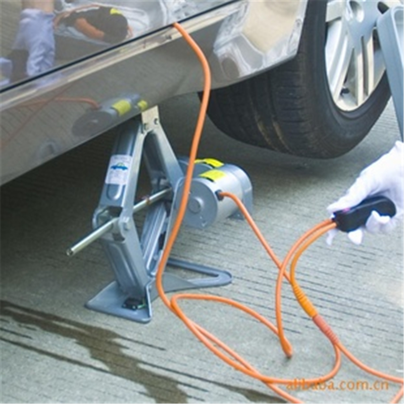 Hot Sale Car Repair Tool Kit 2 T Car Lift Jack Electric Car Lift
