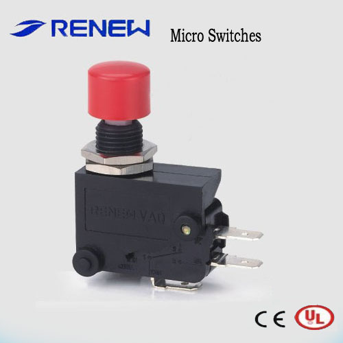 Panel Mount Micro Push Button Switchrenew switch