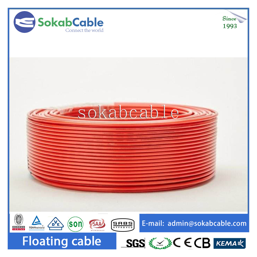 Strand Copper Conductor PVC Insulated Electrical Wire