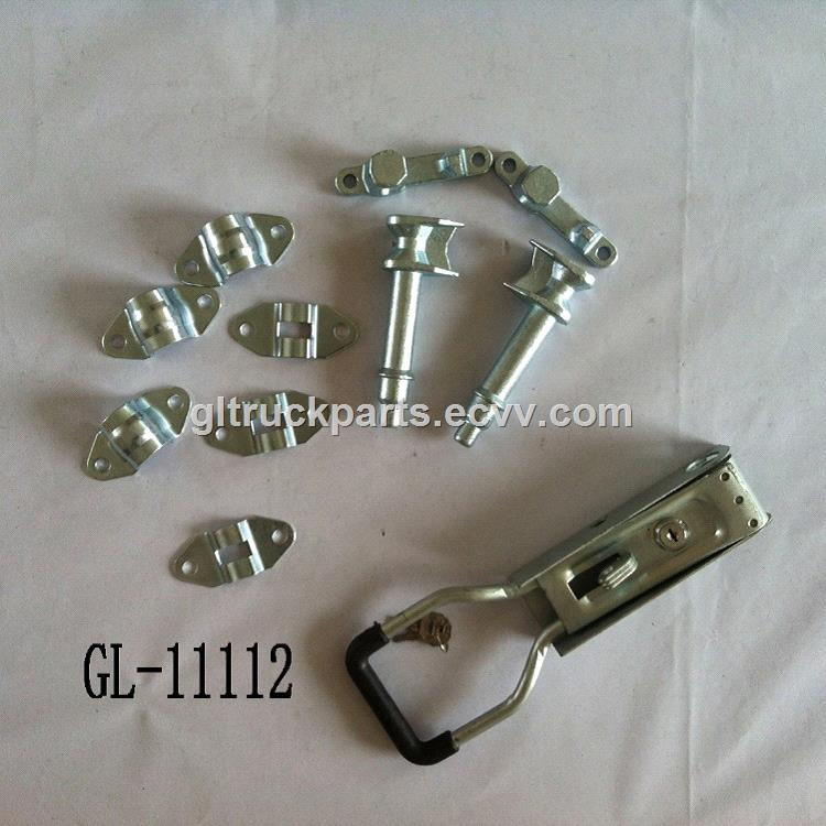 Delivery Van Door LockStainless Steel Stamped Truck Lock