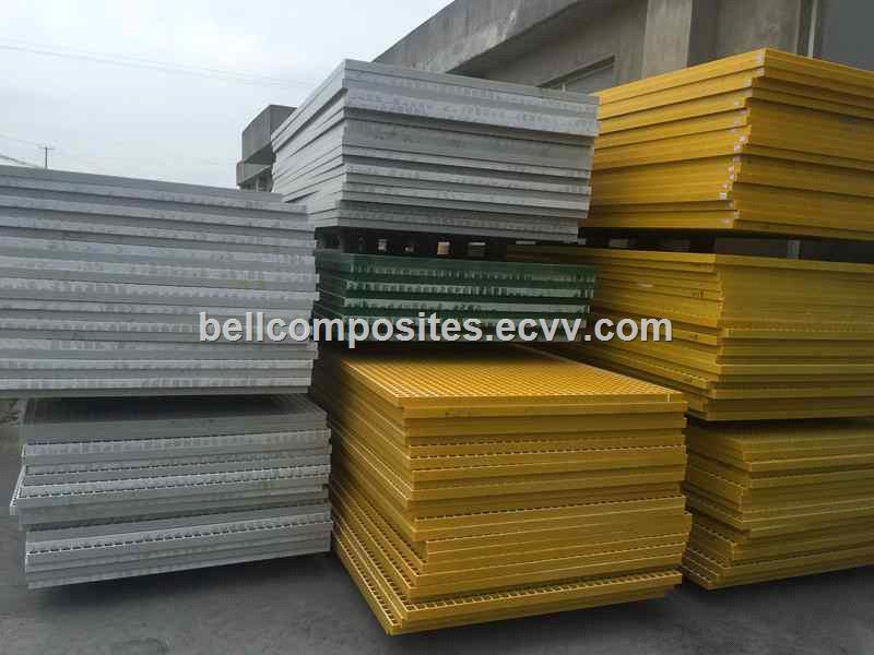 FRP/GRP Grating, Molded Grating, Pultruded Grating
