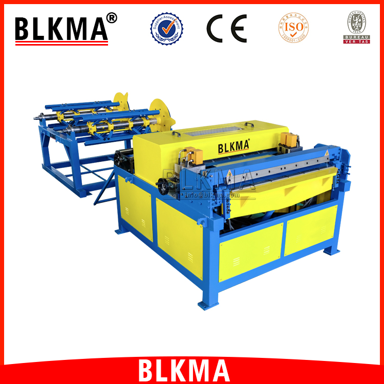 Auto Duct Manufacturing Machine, Duct Making Machine, Duct Machine by BLKMA  Manufacturer