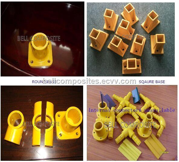 Pipe Fittings Fiberglass Pipe Connectors