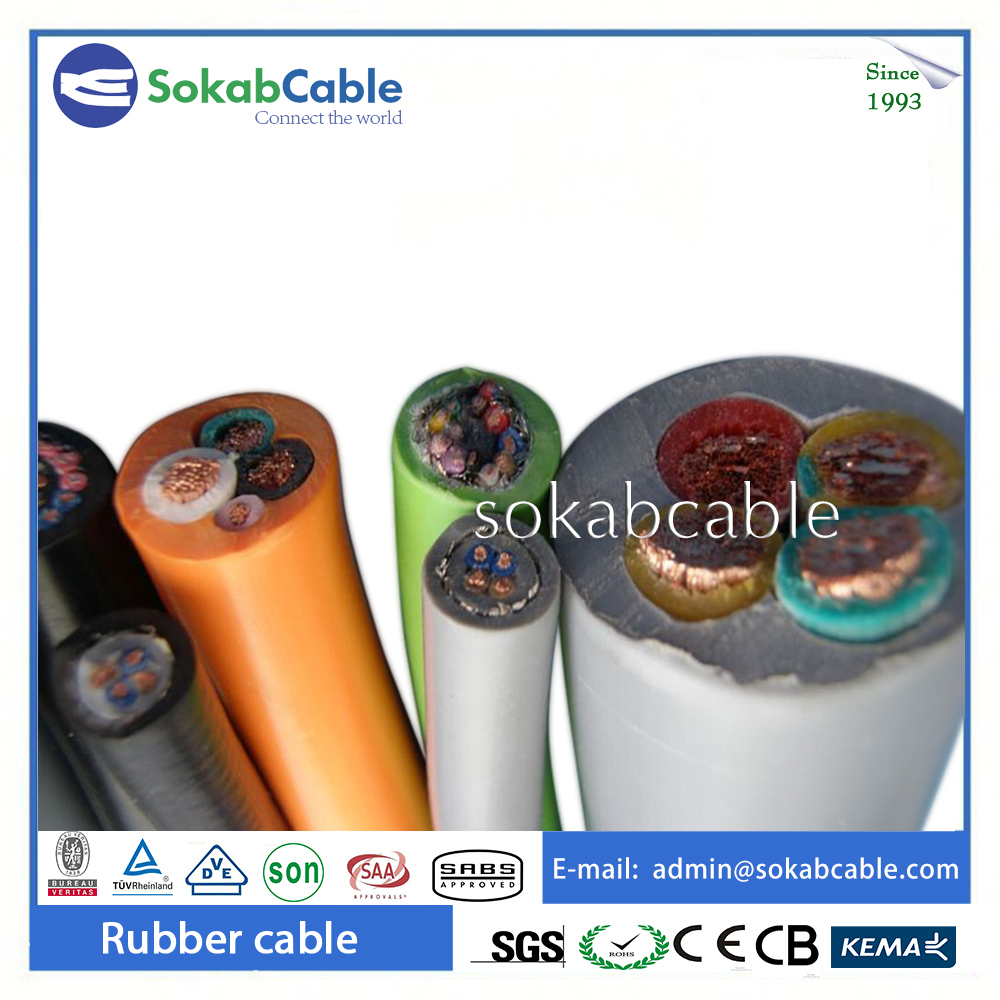 Rubber Cable H07RR-F