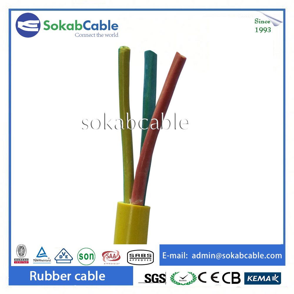 Rubber Cable H07RRF