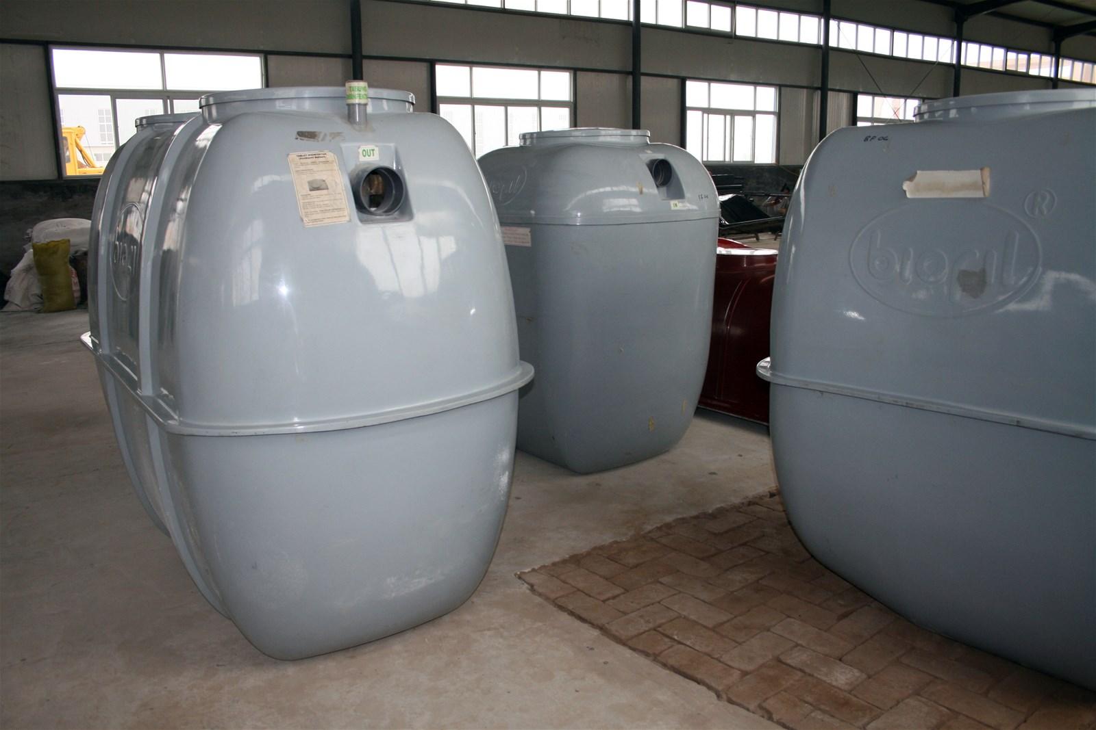 FRP/GRP Septic Tank