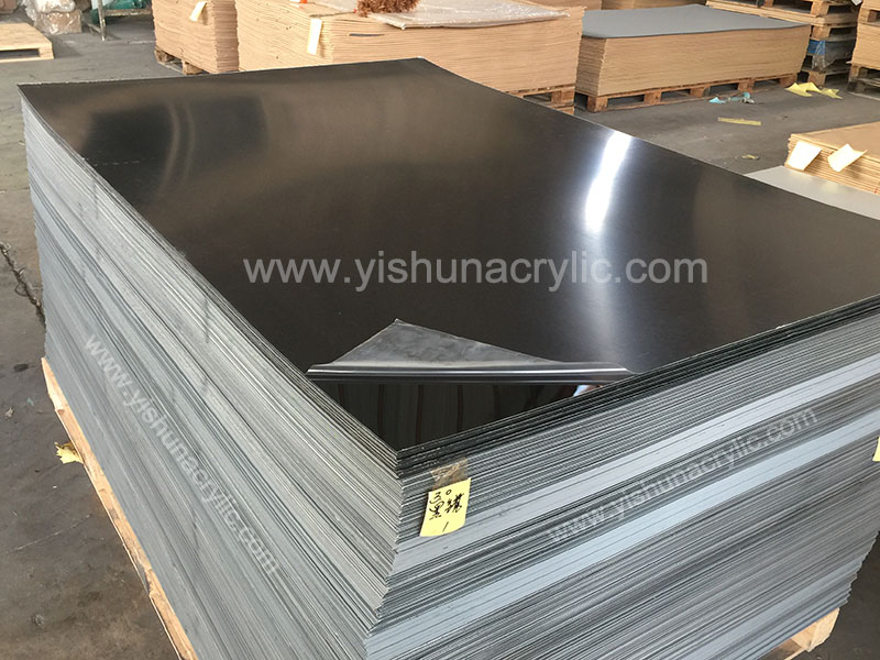 Acrylic Black Mirror Sheets, Glass Mirror Sheets Manufacturer