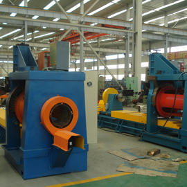 Fine Price Wedge Wire Screen Welding Machine for Coal Washing