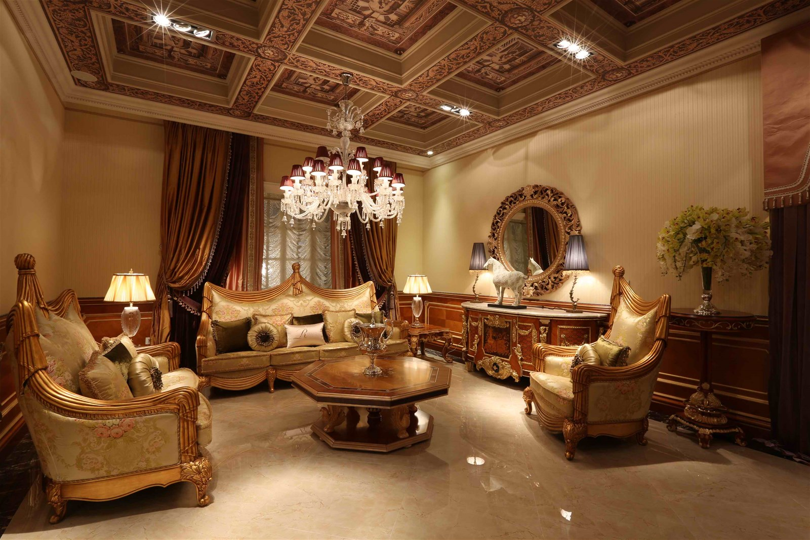 European Classical Bedroom Furniture from China Manufacturer ...