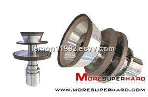 Superabrasive Grinding Wheel for CNC Tool Grinder