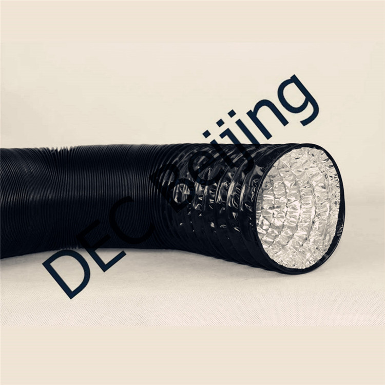 Air Conditioner Non Insulated Flexible Combined Duct