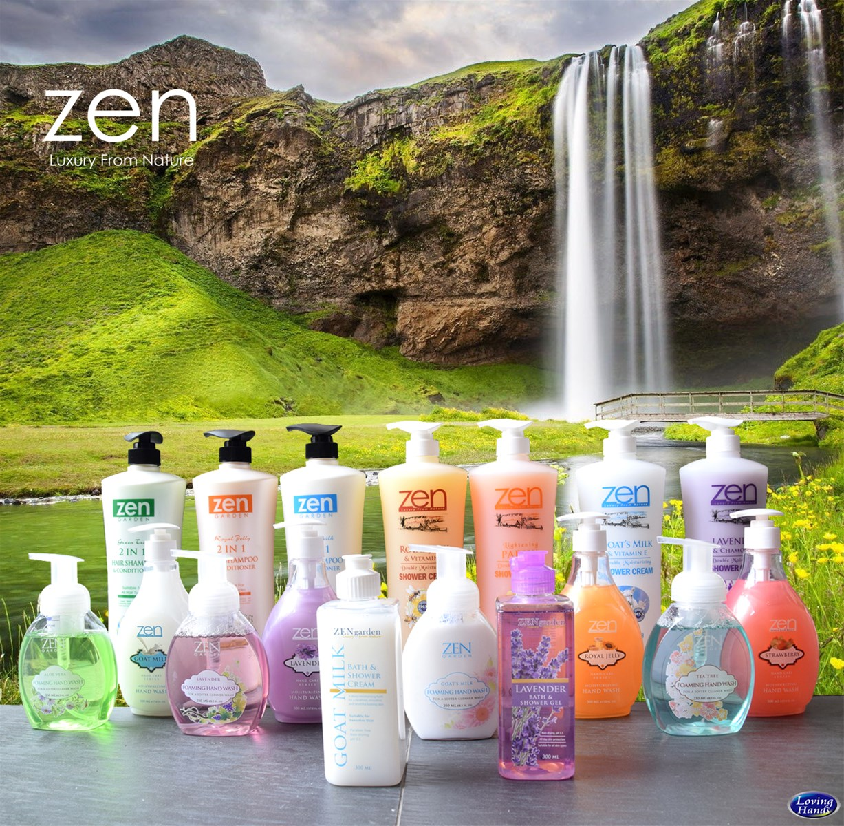 Royal Garden Goats Milk Shower Gel Daftar Harga Terlengkap Indonesia Leivy Cream Reffil 900 Ml Zen Goat