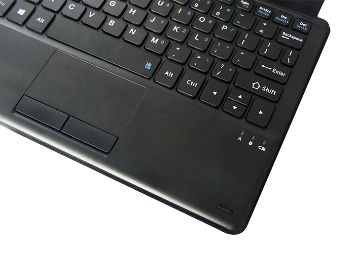 Windows Pogo 5 Pin Folio Keyboard with Case for 101intel SLHT02